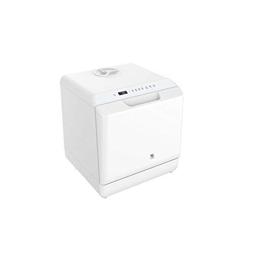 CLING Tischgeschirrspüler,Großer Schüsselkorb, 5 Reinigungsmodi,freistehend,Tragbare Automatische Spülmaschine