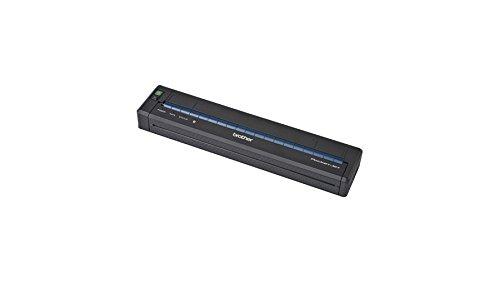Brother PJ-763 - Impresora térmica portátil A4 (8ppm y 300ppp, Interfaz Bluetooth y USB, Compatible con Android)