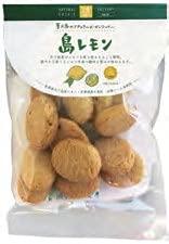 茎工房 ナチュラルビーガンクッキー島レモン 80g 【春夏】 6個