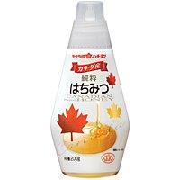 株式会社加藤美蜂園本舗 サクラ印 カナダ産 純粋はちみつ 200g ×12個