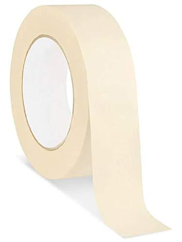 5 Rollen 30mm x 50m Kreppband Malerkrepp Abklebeband Malerband (EUR 0,041 / m)