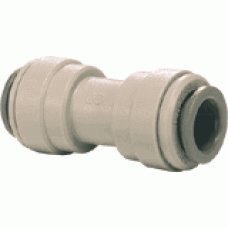 John Guest Push Fit Equal Straight Connector 1/4 inch by John Guest