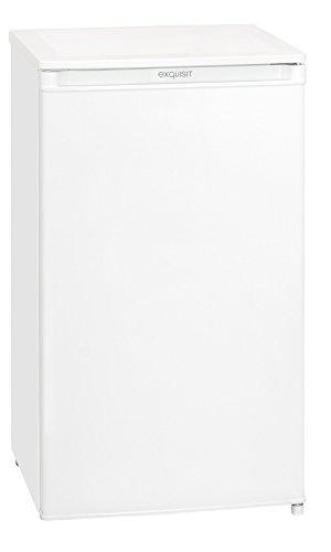 Exquisit KS 90-4.1 A+Top Kühlschrank/ Nutzinhalt Kühlfach 63 Liter / Eisfach 9 Liter / EEK: A+