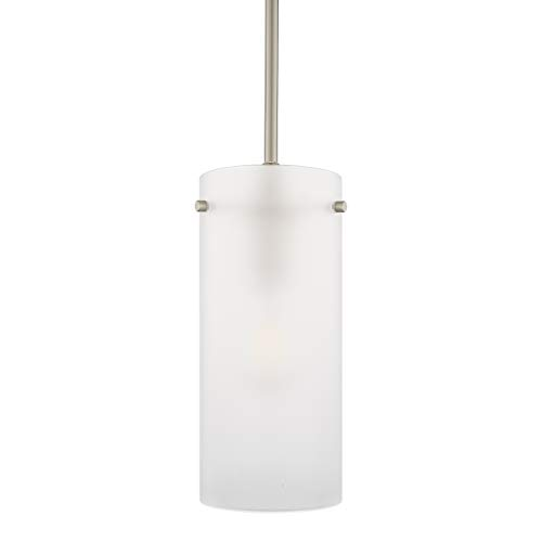 Pendant Lighting for Kitchen Island Decor - Modern Frosted...
