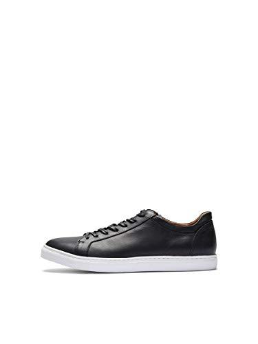 Selected SHNDAVID Sneaker Noos, Baskets Basses Homme, Noir, 41 EU