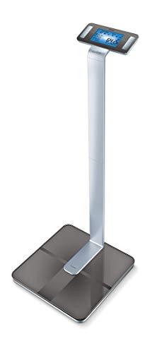 Beurer BF 1000 Super Precision Bilancia Diagnostica Professionale con Misurazione Incrociata, Connessione Bluetooth e con Portata fino a 200 Kg