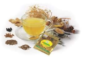 Link Natural Samahan Herbal Extracts Tea For Cold Cough Immunity (25Pcs X 4G Sachets)
