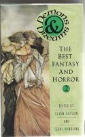 Download Demons and Dreams: v. 2: Year's Best Fantasy and Horror 0712636390