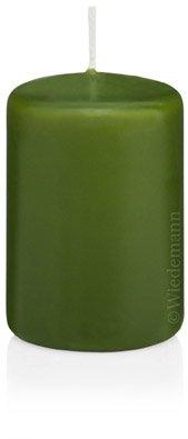 Mûre Bougie Cylindre 60 x 30 mm, 40 pcs Bougies, de Belle qualité