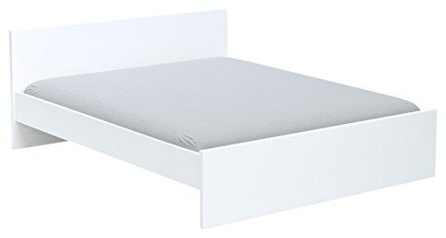 INFINIKIT Haven Bett 160 x 200 cm - Weiß