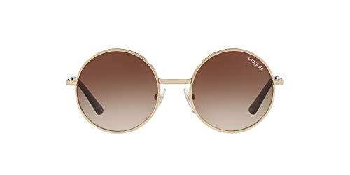 Vogue 0vo4085s 848/13 50 Gafas de sol, Pale Gold, Mujer