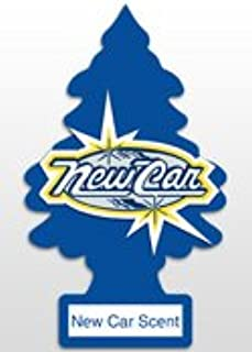 Little Trees New Car Air Fresheners 10 Pack