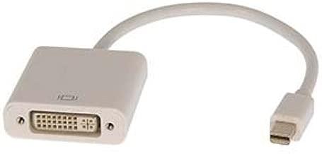GOWOS Mini DisplayPort (Thunderbolt) Male to DVI Female Adapter