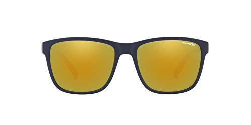 Ray-Ban 0AN4255 Gafas de Sol, Matte Blue, 56 para Hombre