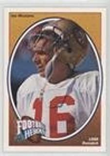 Joe Montana (Football Card) 1991 Upper Deck - Football Heroes - Joe Montana #5