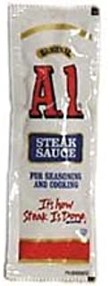 A-1 Steak sauce packets 50 count .5 ounce portion control sachets