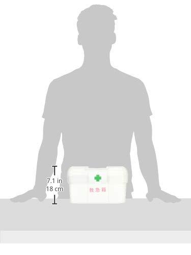 ライクイット(like-it)収納ケースキャリング救急箱幅27.7x奥18.2x高16.5cmクリア日本製