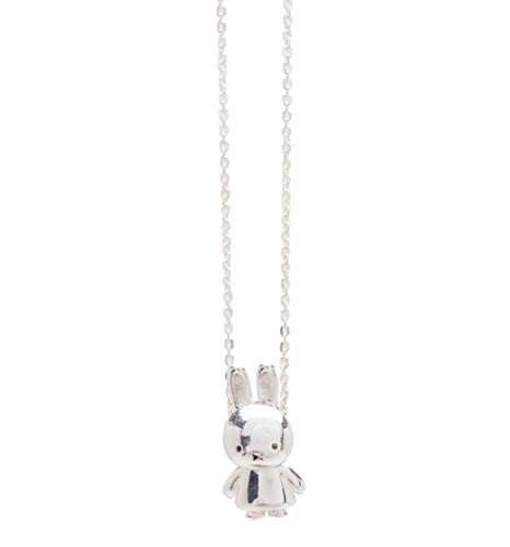 Licensed To Charm Sterling Silver Miffy Neckace