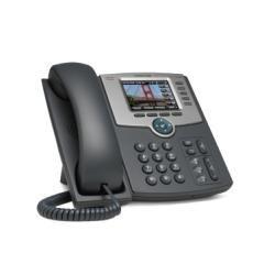 Cisco SPA525G 5-Line IP Phone with Color Display (Renewed)