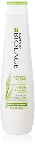 BIOLAGE Normalizing Clean Reset Shampoo | Intense Cleansing Treatment To Remove Buildup |Paraben-Free | For All Hair Types | 13.5 Fl. Oz.