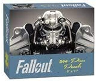 Fallout: T-60 Power Armor 200 Piece Puzzle