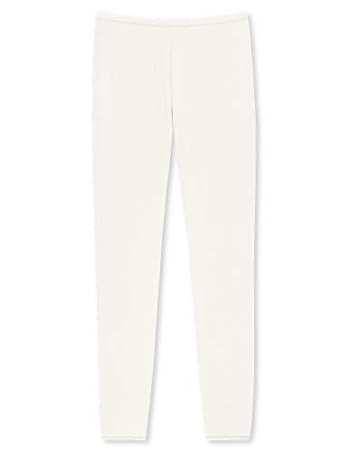 Schiesser Damen Personal Fit Leggings Panties, Beige (Naturweiss 412), 42 (Herstellergröße: XL)