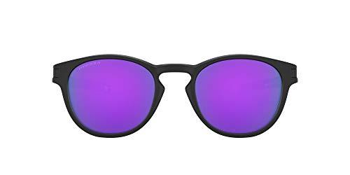 Oakley Herren LATCH Sonnenbrille, Mehrfarbig, 55mm