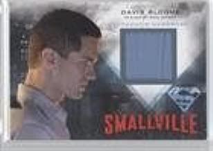 Davis Bloome; Sam Witwer (Trading Card) 2012 Cryptozoic Smallville Seasons 7-10 - Authentic Wardrobe #M10
