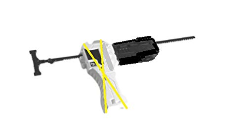 Commonman ripcords, Compatible Replacements for Bblade ripcords and The Following Bblade launchers: Bblade Supergrip, Bblade Evolution, Beyblade Switchstrike, Hyperspere and Slingshock