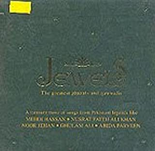 Jewels - The Greatest Ghazals and Qawwalis (3-CD PACK)