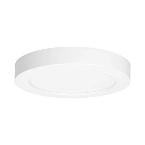 Orno City Wand- und Deckenleuchte LED 20W, 1400lm, Ø24,5cm Runde 3000K Warm Weiß