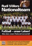 World of Football Buch Rudi Völlers Nationalteam