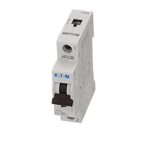 Eaton - Max 48% OFF Cutler Hammer Faz-B6 1-Sp Time sale (6Pack) 40007006614