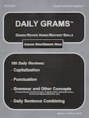 Daily Grams for High School age