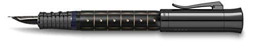 Pluma estilográfica Graf von Faber-Castell Pen of the Year 2019 Samurai Black Edition - Punta: M