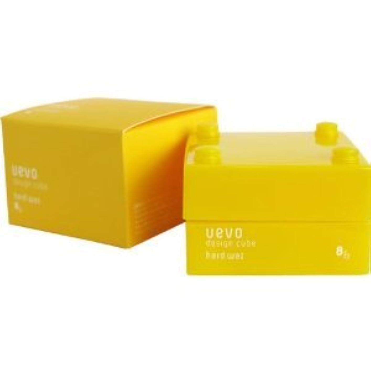 書店和男らしい【X2個セット】 デミ ウェーボ デザインキューブ ハードワックス 30g hard wax DEMI uevo design cube