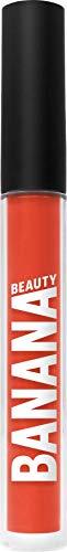 Banana Beauty Oh Baby! (3 ml) – Semi Matte Liquid Lipstick – kussechter Lippenstift matt für...