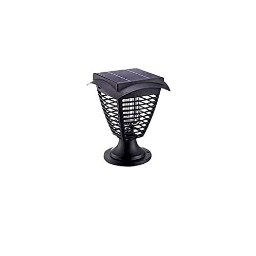 TYCI Anti Mosquito Lámpara Solar para Mosquito Killer Jardín Exterior LED Lámpara para césped Sensor de luz Control Nueva lámpara de Pared