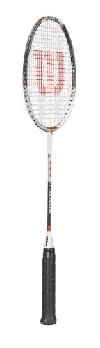 WILSON Badmintonschläger nGage Hybrid, grau