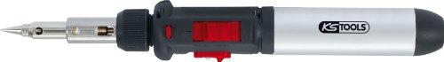 KS Tools  960.1161, Saldatore a gas con accensione piezoelettrica