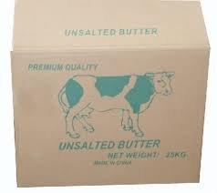 ニュージーランド業務用 無塩バター 25kg 業務用限定・冷凍