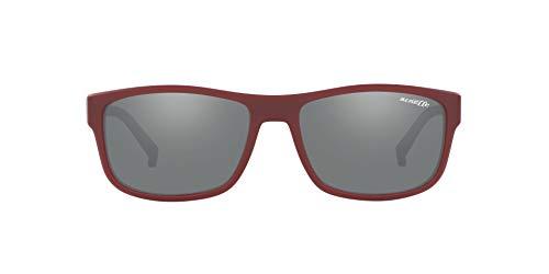 Arnette 0AN4258 Gafas de sol, Matte Red, 58 para Hombre
