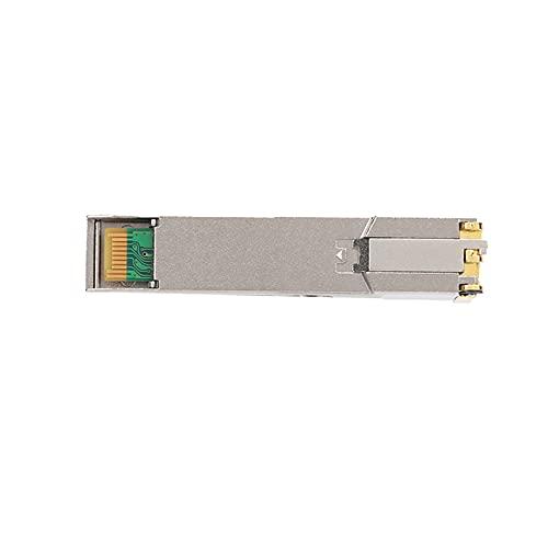 Shanrya Gigabit Module, Practical Gigabit Single Fiber for Optical Fiber Transceivers for Routers