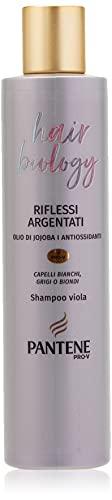 Pantene Pro-V Professionelles Haar-Shampoo für weißes, graues oder blondiertes Haar, 250 ml