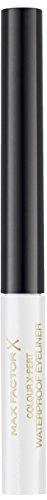 Max Factor Colour Expert Eyeliner Lápiz de Ojos Tono 00 Metallic white - 12,79 gr