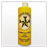 Find Bargain Triple Crown Table Shuffleboard Glaze Cleaner- 4 Quart Case