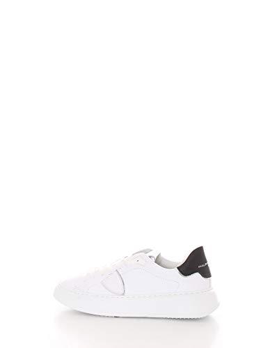 PHILIPPE MODEL PARIS BTLD V010 Temple Sneakers Donna White 38