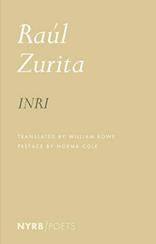 INRI (NYRB Poets) (English Edition)