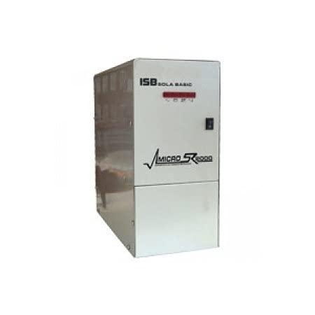 sola basic 450va fabricante SOLA BASIC ISB