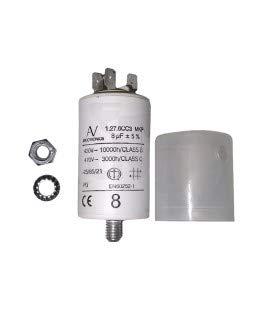 Condensador 8UF 450 V chiskoit OE775